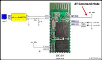HC-05-bluetooth-schematic